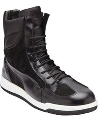Alexander McQueen Feist High Top Sneaker - Lyst