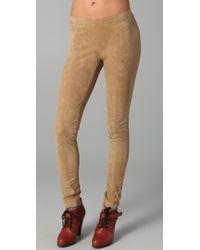 Le Mont St Michel - Skinny Trousers - Lyst