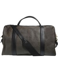 Reiss - Scotchgrain Weekend Bag - Lyst