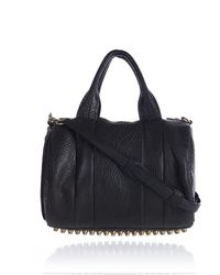 Alexander Wang Rocco Satchel with Antique Brass Hardware - Lyst