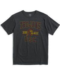 Banner 47 Usc Trojans Regular Fit Crewneck T-shirt (men) - Lyst
