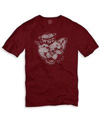 Banner 47 Wsu Regular Fit Crewneck T-shirt (men) - Lyst