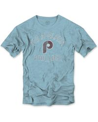 Banner 47 Philadelphia Phillies Regular Fit Crewneck T-shirt (men) - Lyst