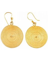 Chic Jewel Couture Rodas Ii Earrings - Lyst