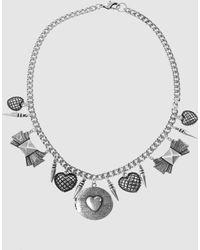 Fallon Necklace - Lyst