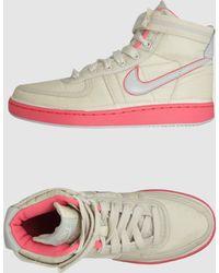 Nike High Top Sneakers - Lyst