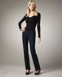 Not Your Daughter's Jeans - Marilyn Leather-pocket Jeans - Lyst
