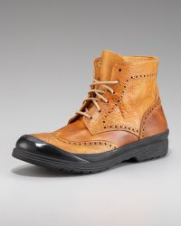 True Religion | Oswald Wing-tip Boot | Lyst