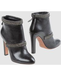 Alaïa Alaia - Ankle Boots - Lyst