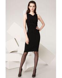 Donna Karan New York Collection Infinity Strapless Matte Jersey Dress - Lyst