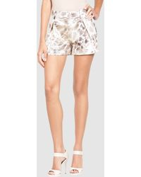 Just Cavalli Shorts - Lyst