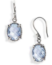 Lori Bonn Gumdrops Semiprecious Drop Earrings - Lyst