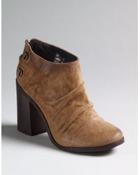 Boutique 9 - Shale Slouchy Booties - Lyst