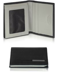 Bric's - Pininfarina - Signature Leather Card Holder Id Wallet - Lyst