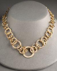 Di Modolo - Tempia Diamond Necklace - Lyst