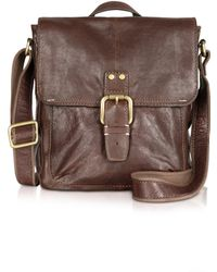 Fossil - Decker - Leather City Bag - Lyst