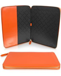 Giorgio Fedon -  Leather Zippered Document Holder - Lyst