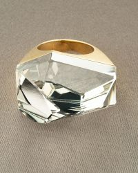 H Stern - Dvf Power Quartz Ring - Lyst