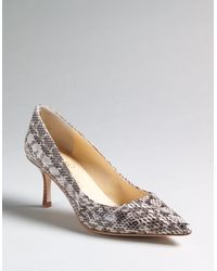 Ivanka Trump Indicor Pumps - Lyst