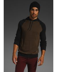 RVCA 3 Of A Kind Hoodie - Lyst