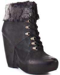 Boutique 9 Daphnea black - Lyst