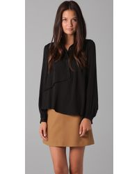 Lover - Lilith Blouse - Lyst