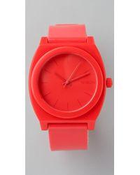 Nixon Time Teller P Watch - Lyst