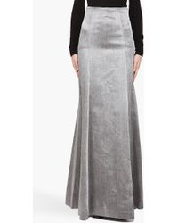 Theyskens' Theory Smutna Skirt - Lyst