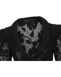 Bolongaro Trevor - Larissa 11 Black Jacket - Lyst
