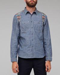 Garbstore Mechanic Shirt - Lyst