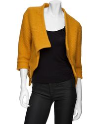 Thakoon Addition - Cropped Jacket - Lyst