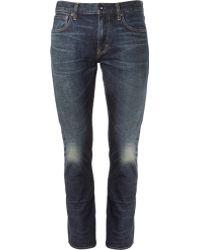 J.Crew | 484 Slim Fit Denim Jeans | Lyst