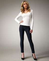 Rag & Bone The Highrise Skinny Heritage Jeans - Lyst