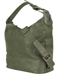 Belstaff - Lady Sack - Leather Shoulder Bag - Lyst
