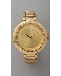 Nixon The Optique Watch - Lyst