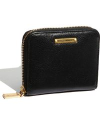 Rebecca Minkoff Small Zip Around Wallet - Lyst