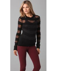 Dallin Chase - Dexter Striped Sweater - Lyst