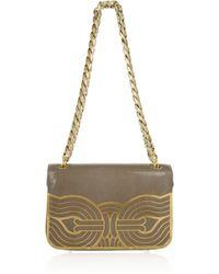 Lara Bohinc - Nadia Patent-leather Shoulder Bag - Lyst