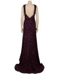 Eastland Sequin Detail Gown - Lyst