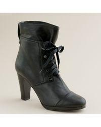 J.Crew Owen High-heel Boots - Lyst