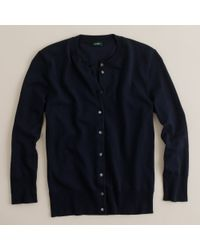 J.Crew Jackie Cardigan Sweater blue - Lyst