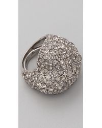 Marc By Marc Jacobs - Pave Heart Ring - Lyst
