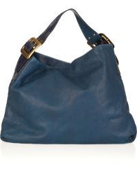Be & D New Crawford Leather Hobo Bag - Lyst