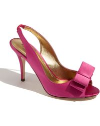 Kate Spade New York Womens Celeste Slingback Pump - Lyst