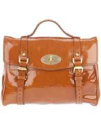 Mulberry Alexa Over Bag - Lyst