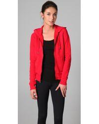 RLX Ralph Lauren - Fleece Hooded Jacket - Lyst