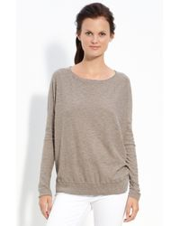 Vince Crew Neck Sweater - Lyst