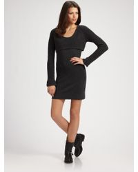 Duffy - Wool and Cashmere Sweater Dress - Lyst