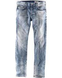 H&M &denim Jeans blue - Lyst