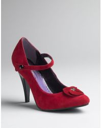 Poetic Licence - Collectors Item Mary Jane Court Shoes - Lyst